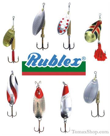 Блесни RUBLEX