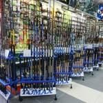 Риболовен магазин TOMAX