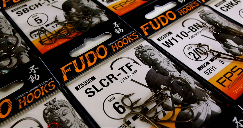 Куки FUDO – богат избор за всеки риболовен стил