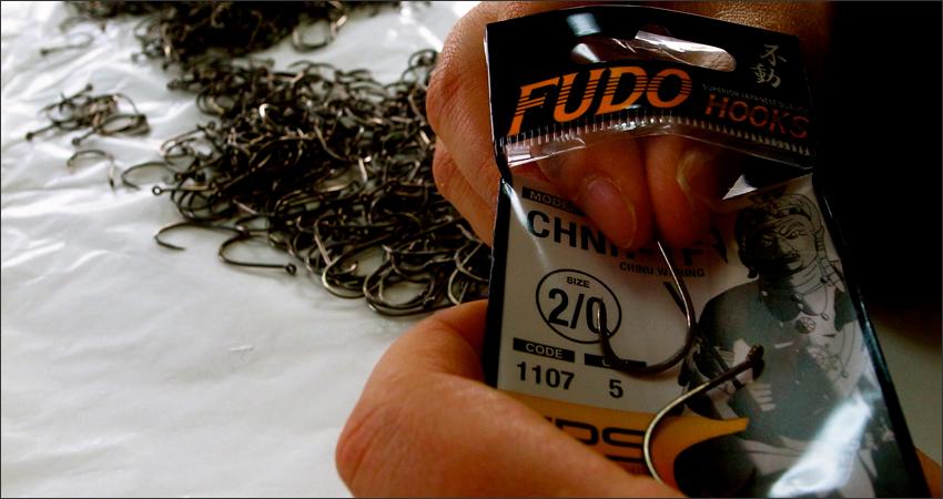 Риболовни куки FUDO - японско качество и прецизност