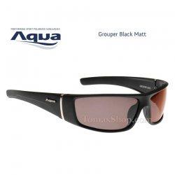 AQUA GROUPER BLACK MATT, слънчеви очила