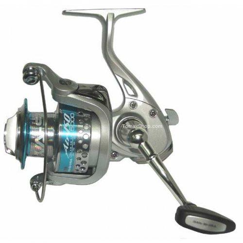 AWA-SHIMA AIR ISO SEAMASTER 4000, риболовна макара - Риболовни принадлежности TomaxShop ®