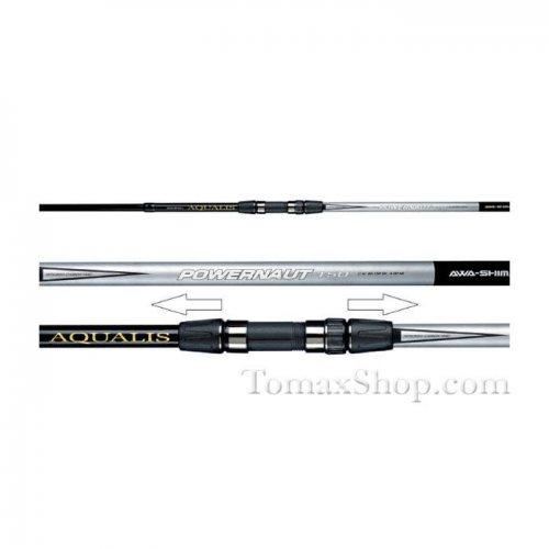 AWA-SHIMA AQUALIS POWERNAUT 80-150gr. 4.00m, сърф въдица - Риболовни принадлежности TomaxShop ®