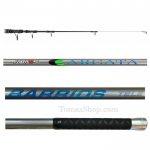 AWAS ARCATA BARRIOS TELE 130gr 4.20m, въдица за морски риболов - Риболовни принадлежности TomaxShop ®