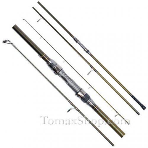 AWAS BRILLANTINIUM CARP 3.5Lb 13ft 3.90m, шаранджийска въдица, 3 части - Риболовни принадлежности TomaxShop ®