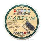 AWAS ION POWER KARPUM FEEDER 300m, монофилно влакно - Риболовни принадлежности TomaxShop ®