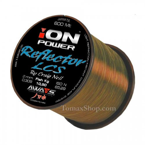 AWAS ION POWER REFLECTOR 600m, монофилно влакно - Риболовни принадлежности TomaxShop ®