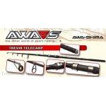 AWAS TREVIR TELECARP 3 Lbs. 3.30m, телескопична шаранджийска въдица - Риболовни принадлежности TomaxShop ®
