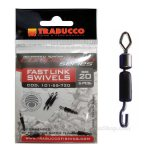 Бърза връзка TRABUCCO COMPETITION FAST LINK - Риболовни принадлежности TomaxShop ®