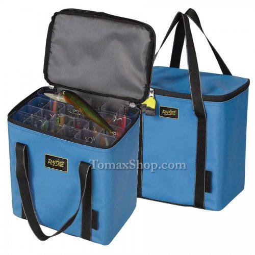 Чанта класьор за воблери RAPTURE JIG HARD CASE - Риболовни принадлежности TomaxShop ®
