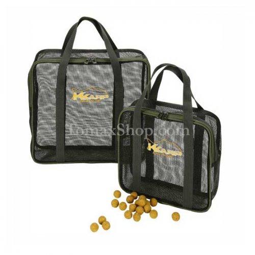 Чанта за протеинови топчета K-KARP AIR-DRY BOILIES BAG LARGE - Риболовни принадлежности TomaxShop ®