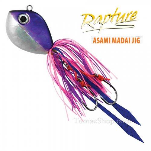 Джиг RAPTURE MADAI JIG BS LPB 100гр - Риболовни принадлежности TomaxShop ®