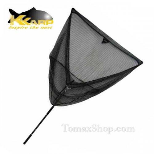 K-KARP CAYENNE LANDING NET, шаранджийски кеп - Риболовни принадлежности TomaxShop ®