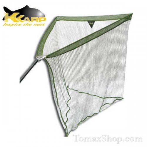 K-KARP ETERNITY LANDING NET, шаранджийски кеп - Риболовни принадлежности TomaxShop ®
