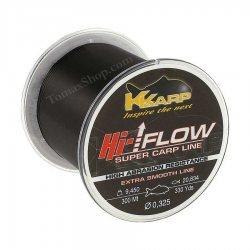 K-KARP HI-FLOW SUPER CARP 300m, монофилно влакно