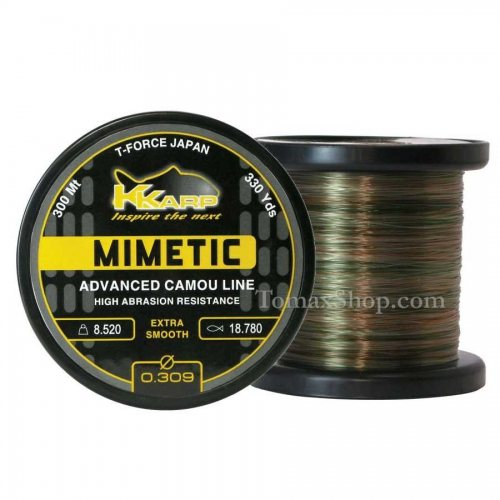 Монофилно влакно K-KARP MIMETIC MONO 300m - Риболовни принадлежности TomaxShop ®
