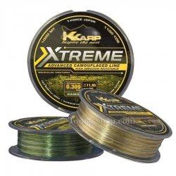 K-KARP XTREME CAMO 1000m, монофилно влакно
