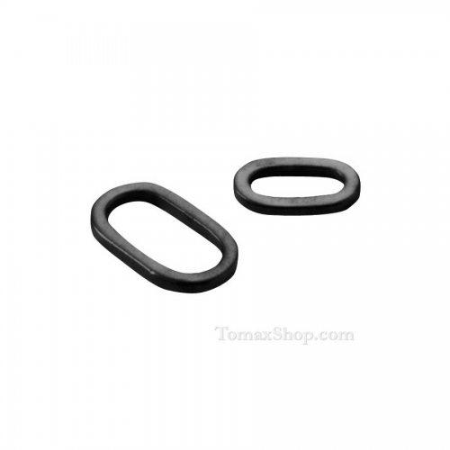 Овални халки за риболовни монтажи K-KARP OVAL RING - Риболовни принадлежности TomaxShop ®