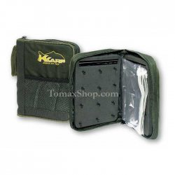 Класьор за шаранджийски монтажи K-KARP RIGS BAG