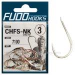 Куки FUDO CHINU FSH 7100 NK - Риболовни принадлежности TomaxShop ®