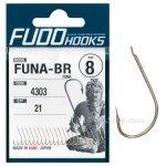 Куки FUDO FUNA 4303 BR - Риболовни принадлежности TomaxShop ®