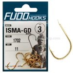 Куки FUDO ISEAMA 1702 GD - Риболовни принадлежности TomaxShop ®