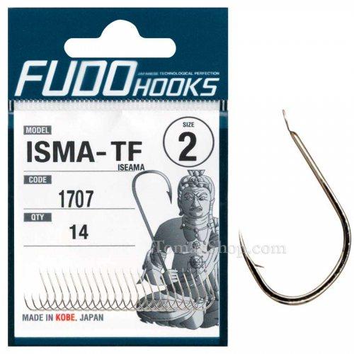 Куки FUDO ISEAMA 1707 TF - Риболовни принадлежности TomaxShop ®