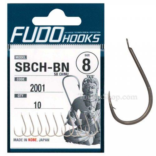 Куки FUDO SB  CHINU 2001 BN - Риболовни принадлежности TomaxShop ®