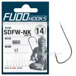 Куки FUDO SODE-FW 6600 NK - Риболовни принадлежности TomaxShop ®