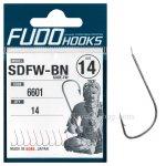Куки FUDO SODE-FW 6601 BN - Риболовни принадлежности TomaxShop ®