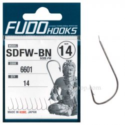 Куки FUDO SODE-FW 6601 BN
