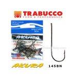 Куки TRABUCCO AKURA 145BN - Риболовни принадлежности TomaxShop ®