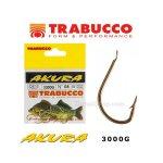 Куки TRABUCCO AKURA 3000G - Риболовни принадлежности TomaxShop ®