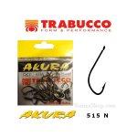 Куки TRABUCCO AKURA 515N - Риболовни принадлежности TomaxShop ®