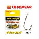 Куки TRABUCCO AKURA 6315 - Риболовни принадлежности TomaxShop ®