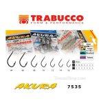 Куки TRABUCCO AKURA 7535 - Риболовни принадлежности TomaxShop ®