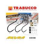 Куки за сом TRABUCCO AKURA 600B - Риболовни принадлежности TomaxShop ®