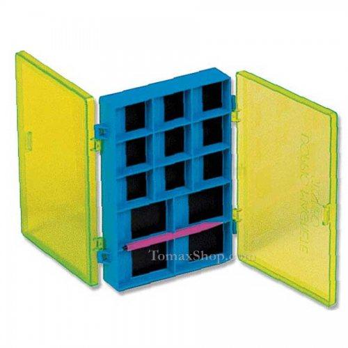 Магнитна кутия за куки TRABUCCO MAGNETIC HOOKS BOX - Риболовни принадлежности TomaxShop ®