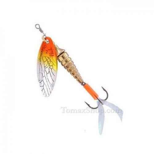 MAPSO NINFA * PMN, въртяща блесна - Риболовни принадлежности TomaxShop ®