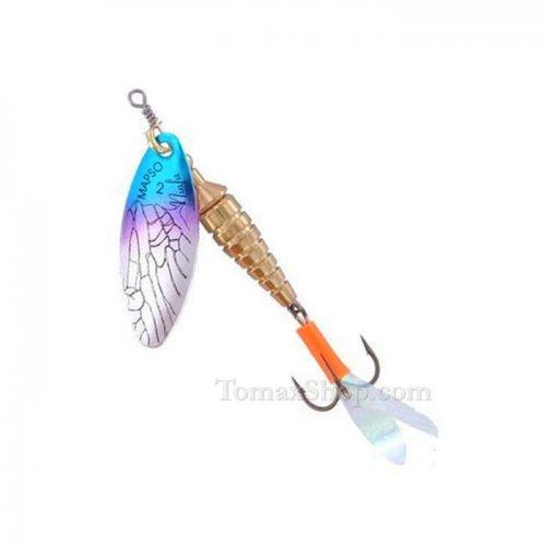 MAPSO NINFA * PVR, въртяща блесна - Риболовни принадлежности TomaxShop ®