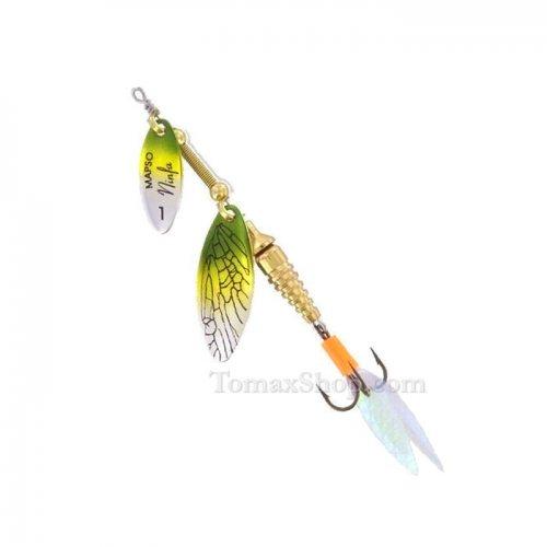 MAPSO NINFA TANDEM * PVA, въртяща блесна - Риболовни принадлежности TomaxShop ®