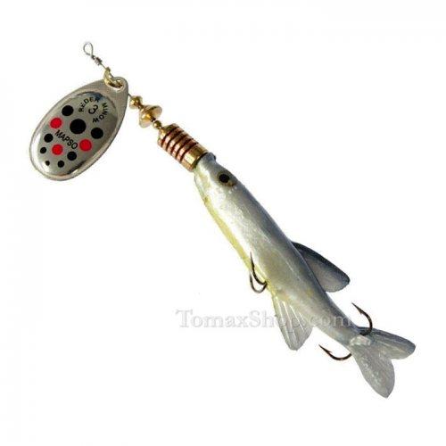 MAPSO REDER MINOW * PNR, блесна със силиконова рибка - Риболовни принадлежности TomaxShop ®