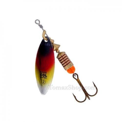 MAPSO SPARK COL * PARN, въртяща блесна - Риболовни принадлежности TomaxShop ®