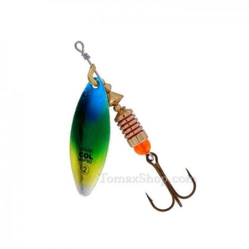 MAPSO SPARK COL * PAVZ, въртяща блесна - Риболовни принадлежности TomaxShop ®