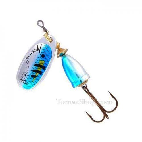 MAPSO VLASON COL * PNA-A, въртяща блесна - Риболовни принадлежности TomaxShop ®