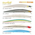Морски воблери RAPTURE SUPERTIDE LD 17.5см - Риболовни принадлежности TomaxShop ®
