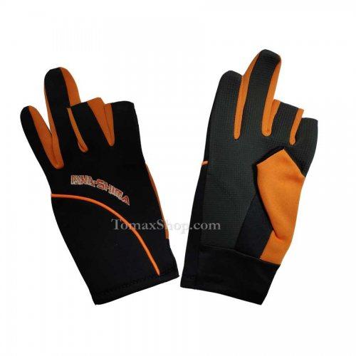 Неопренови ръкавици AWA-SHIMA S-MISSION - Риболовни принадлежности TomaxShop ®