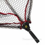 Риболовен кеп RAPTURE AGGRESSOR RUBBER NET L 2.30м. - Риболовни принадлежности TomaxShop ®