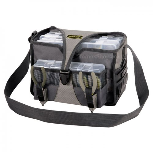 Риболовна чанта за воблери RAPTURE GUIDMASTER OPEN TECK LURES BAG L - Риболовни принадлежности TomaxShop ®