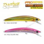 Воблер RAPTURE HIROSHI MINNOW FLOATING 9см - Риболовни принадлежности TomaxShop ®